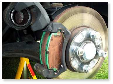 how to clean your brakes